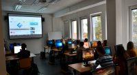 Studenti zeměpisného semináře navštívili 16.11. Přírodovědeckou fakultu UP Olomouc. Na katedře geoinformatiky se v rámci GIS DAY seznámilii se základními pojmy z oblasti geoinformačních systémů, prohlédli si fotografický dron a […]