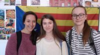 6. března proběhlo krajské kolo konverzační soutěže ve španělském jazyce. Místo původně plánované čtyřčlenné výpravy se soutěže nakonec zúčastnily tři naše nadané studentky. V nižší kategorii Anna Kocůrková, která obsadila […]