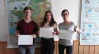 Na konci března se studenti z G8 vydali do Francouzské aliance v Pardubicích, kde se pokusili o složení francouzské mezinárodní zkoušky zkoušky DELF. Ta se skládá ze čtyř částí : […]