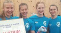 Silačky (děvčata reprezentující školu v silovém čtyřboji) vyrazily ve dnech 4. – 5. dubna obhajovat medailové pozice z předchozích let. Omlazené družstvo tvořené výhradně děvčaty z druhých ročníků mělo před […]