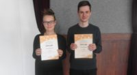 Skvěle si vedli studenti francouzštiny vkrajskémkole konverzační soutěže, které proběhlo dne 2.4. vOlomouci. Martin Mátych (3.B)obsadil třetí místo vkategorii B1 (střední školy – do 3 let studia FJ) a stejné […]