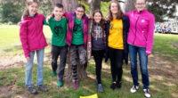V květnu proběhla již tradiční soutěž o přírodě pro žáky nižšího gymnázia Zlatý list. V okresním kole, které se konalo v parku u Vily Doris, se v mladší kategorii (prima) […]