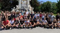 Letos už potřetí vyjelo 38 žáků prvních ročníků a kvinty do Vídně s obvyklým programem Schönbrunn, střed města, Prater. Počasí nám navzdory nepříznivé předpovědi přálo, provoz na silnicích byl plynulý, […]