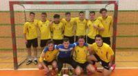 Futsalisté Gymnázia Šumperk vybojovali vítězství v turnaji 4 nejlepších týmů šumperského a jesenického okresu. Po skvělém výkonu nejprve jednoznačně porazili tým SPŠE Mohelnice 11:0. V druhém mnohem vyrovnanějším utkání uhráli […]