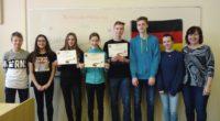 29. ledna proběhlo školní kolo Olympiády v konverzaci v NJ pro žáky nižšího gymnázia. Vítězi se stali: Pavla Šimova z G3 – 1.místo, Jan Šperlich z G4 – 2. místo […]